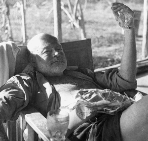 THE HEMINGWAY CHALLENGE: Your Wednesday Writing Prompt