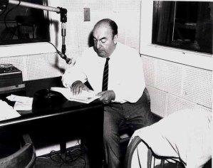 Pablo Neruda (1904-1973), Parral, Chile