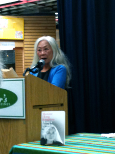 Maxine Hong Kingston (b. 1940), Chinese-American atuhor, educator and activist