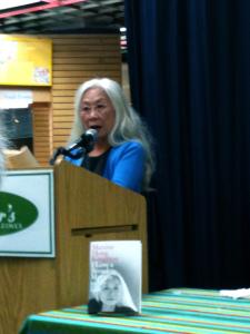 Maxine Hong Kingston (b. 1940), Chinese-American atuhor, educator and activist