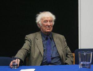 Seamus Heaney (1939-2013), Irish poet