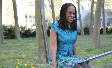 Chirlane McCray by Kelly Weill, NYU Local.com