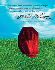 The 2014 National Poetry Month poster