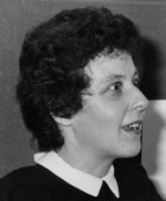 English poet and Second Light Network Founder, Dilys Wood