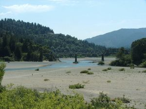Eel River, Humboldt County, California