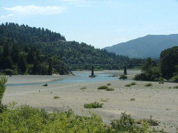 Eel River, Humboldt County, California