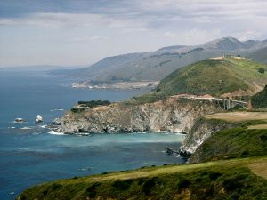 Bgi Sur, California