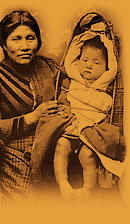 Wiyot Mother and Child