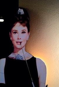 Audrey Hepburn (1929-1993), American Actress
