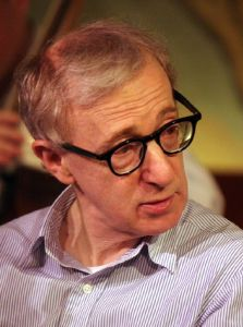 Woody Allen (b. 1935), actor, playwriter,filmmaker, comedian