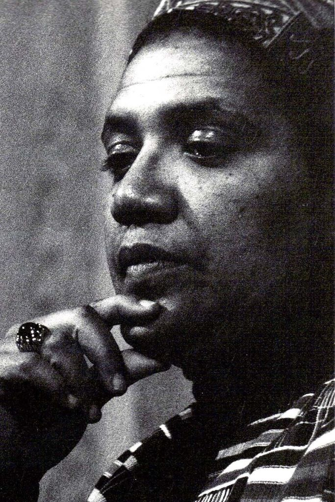 Audre Lorde (1934-1992)