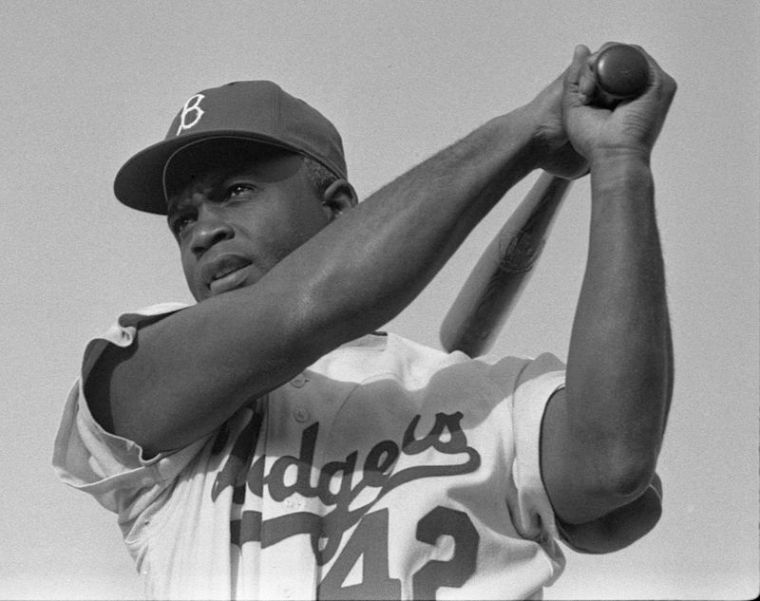 "Jack Roosevelt ""Jackie"" Robinson (January 31, 1919 – October 24, 1972) was an American Major League Baseball (MLB) second baseman who became the first African American to play in the major leagues in the modern era."