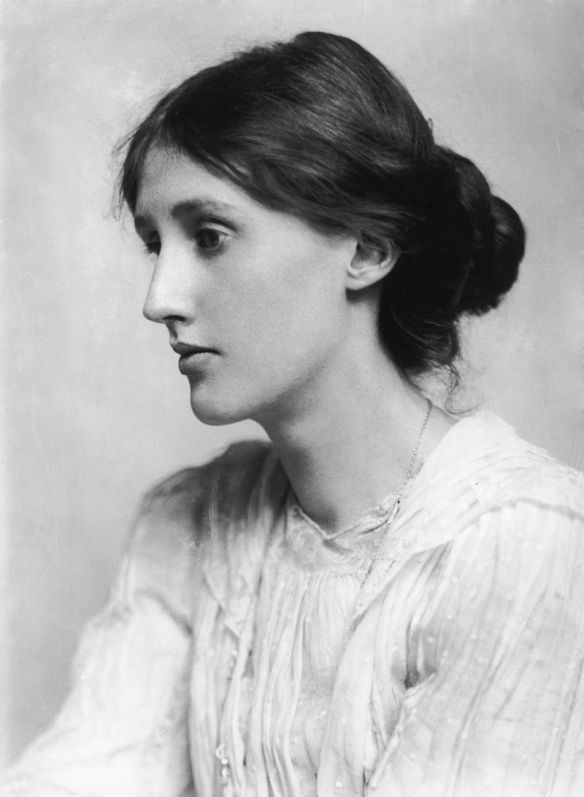 Virginia Wool (1881-1941), English writer and one of the foremost modernists of the 20th Century