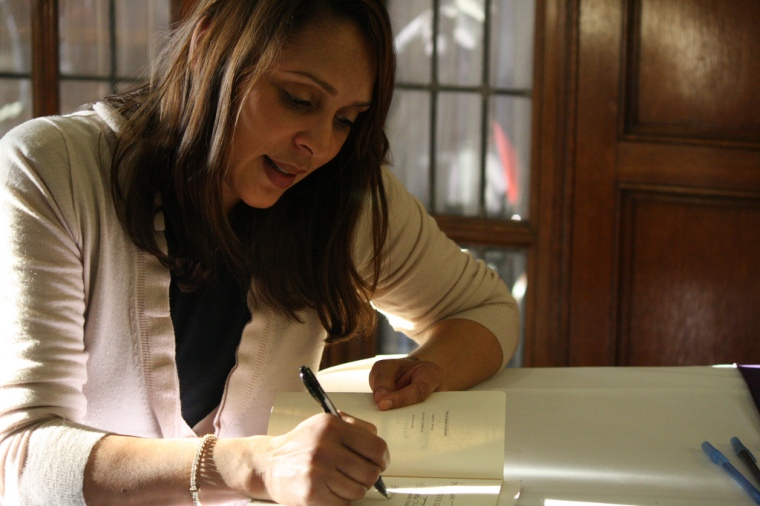 Natasha Trethewey (b. 1966), U.S. Poet Laureate, Poet Laureate of Mississippi, Pultizer Prize for Poetry, Robert W. Woodruff Professor of English and Creative Writing at Emory University