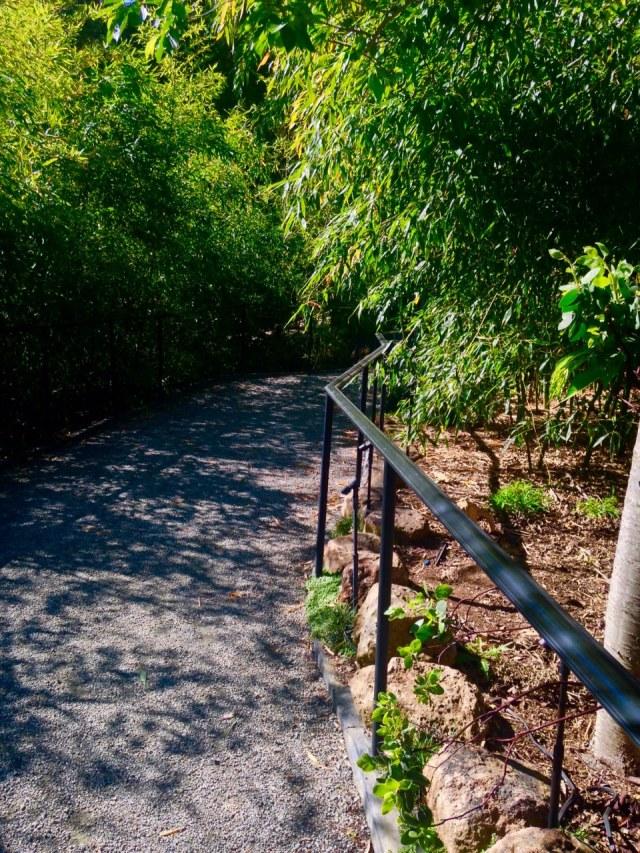 Hanoke Japanese Gardens, Saratoga, California