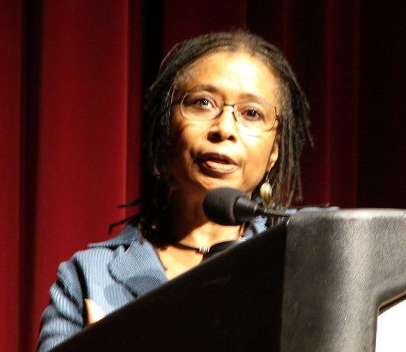 Writer, Poet and Activist, Alice Walker (b. 1944)