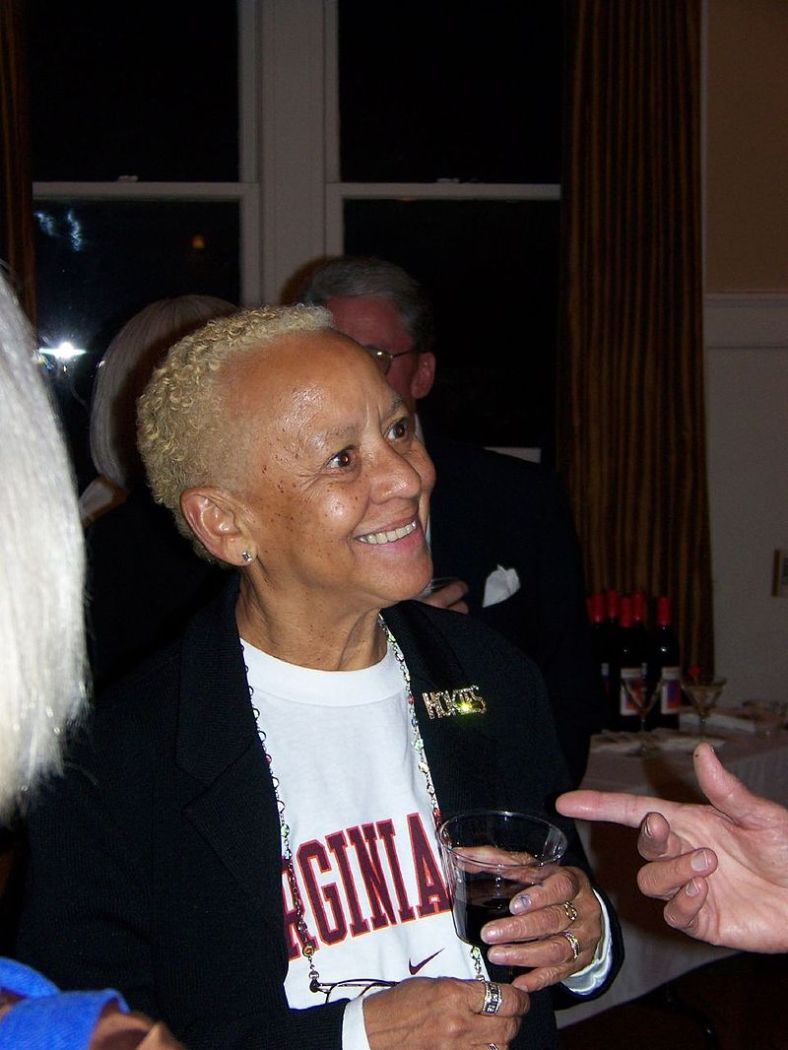 Nikki Giovanni (1943), American poet, writer, activist and educator