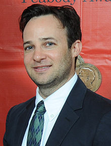 Danny Strong (b. 1974), actor, writer, director and producer