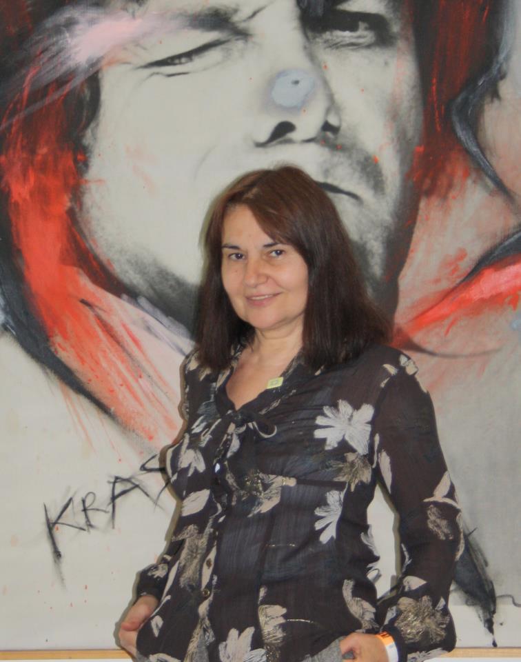 Poet, Writer, Linguist, Photographer and Educator, Aprilia Zank at play