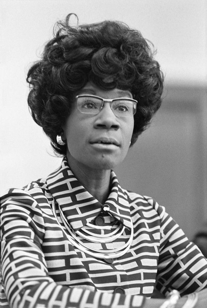 Shirley Chishom, 1925-2005