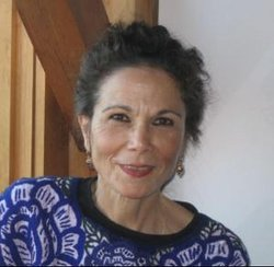 Dominican-American Julia Alvarez (b. 1950), novelist, essayist, poet, educator, a prominent critically and commercially successful literary Latina