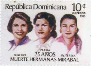 hermanas-mirabal-stamp1985
