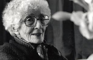 May Sarton (1912-1995), American poet, memoirist and novelist