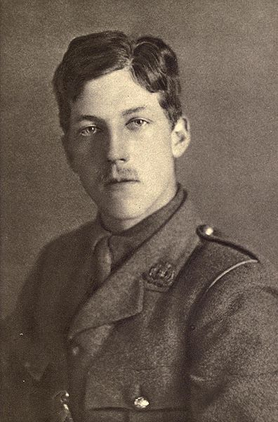 CHARLES HAMILTON SORLEY (1895 - 1915)