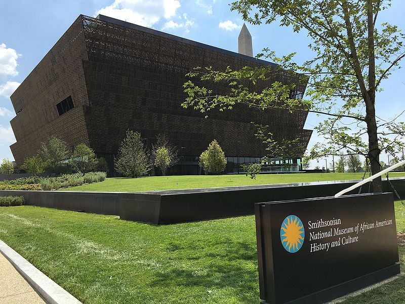 National Museum of African American History and Culture, opens September 24, 2016