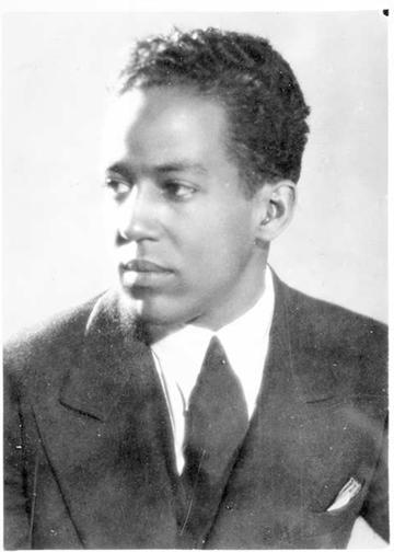 Langston Huges (1902-1967), American Poet, Writer, and Social Activist