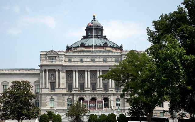 Library of Congress, Thomas Jefferson Building