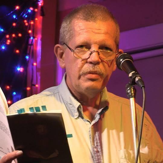 U.K Poet, Reuben Whoolley