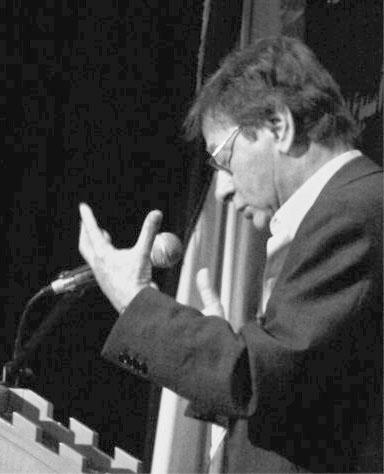 Palestian Poet, Mahmoud Darwish (1941-2008)