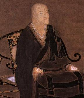 Japanese poet Dōgen Zenji (1200-1253), Kyoto, founder of Soto Zen in Japan