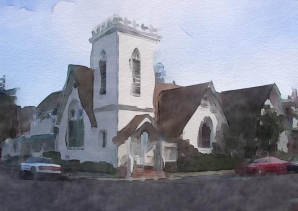 Unitarian Universalist Chruch of San Mateo Caliornia