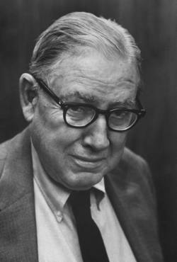 Federic Ogden Nash (1902-1971), American Poet of light verse, unconvential rhymes, author, lyricist and pianist